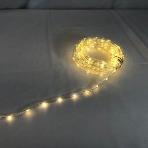 19.5' Plug-In Rope Light with 200 Lights